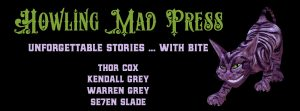 Howling Mad Press Authors